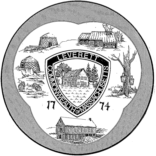 Leverett Town Seal